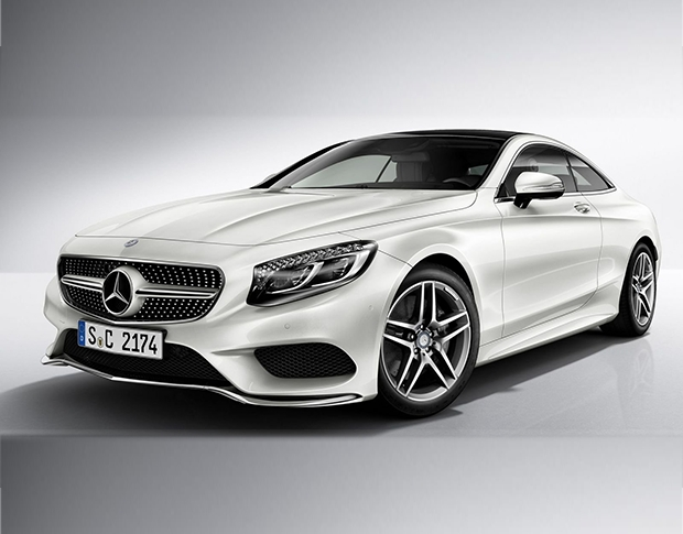 Mercedes-Benz-S-Coupe