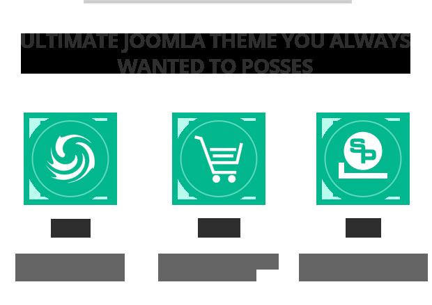 Ultimate joomla theme