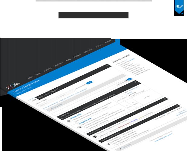 Kunena extensive feature list