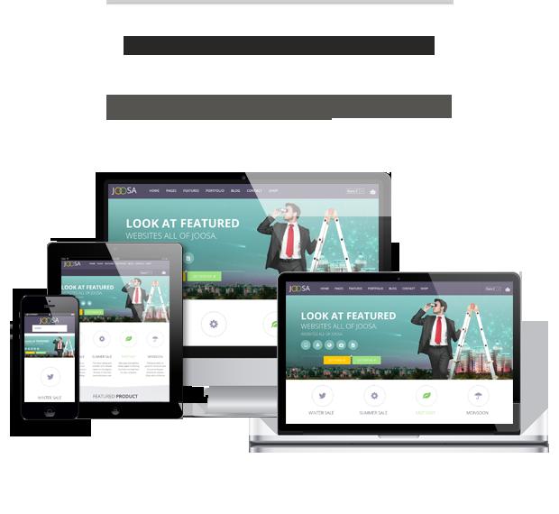 responsive joomla template