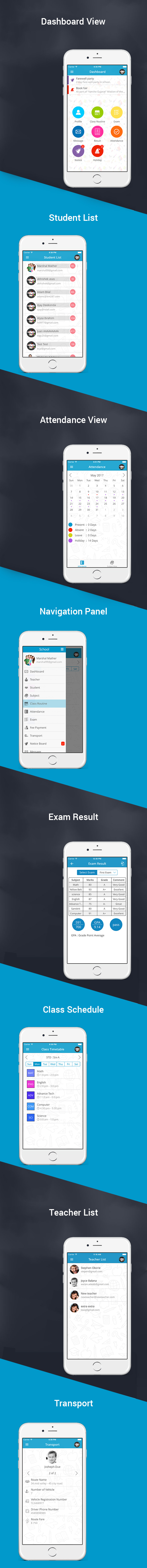School Management System WordPress App school master mobile app for iphone nulled free download School Master Mobile App for iphone Nulled Free Download school wp app mkt1