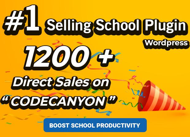 best selling School Management System