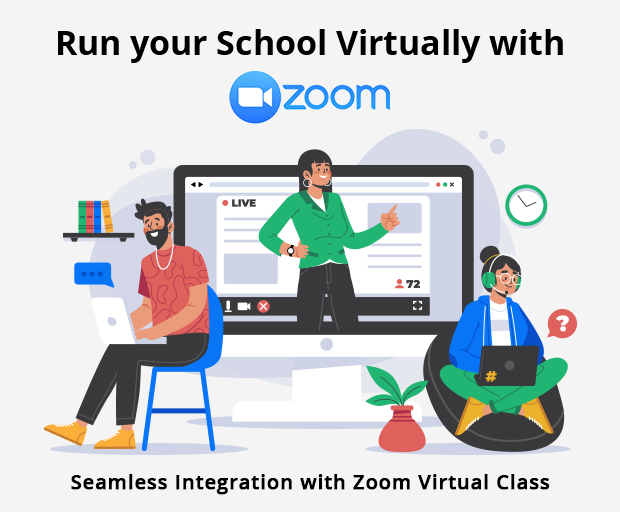 Zoom Virtual class integration