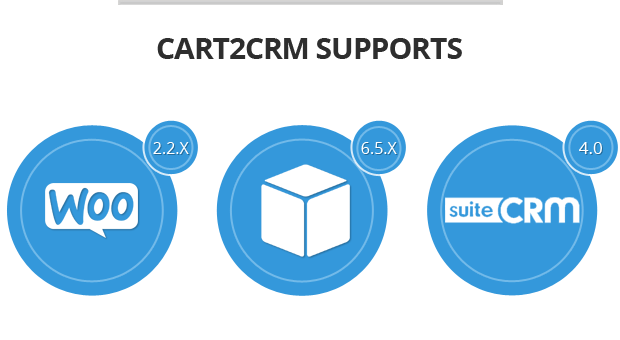 Cart2CRM - Woocommerce and SugarCRM integration - 1