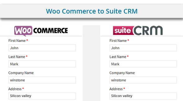 Cart2CRM - Woocommerce and SugarCRM integration - 2