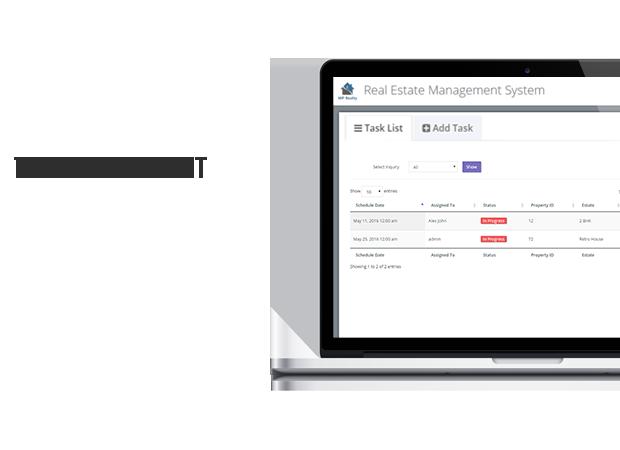 sistema de gestión de tareas wordpress